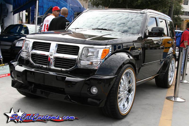 Custom Wheels on The Nitro   Dodge Nitro Forum