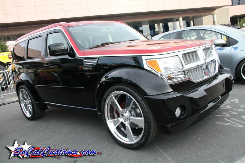 Custom wheels on the nitro dodge nitro forum dodge nitro forum sciox Choice Image