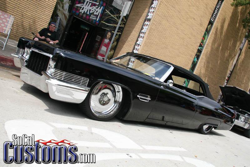 Plaza Car Show